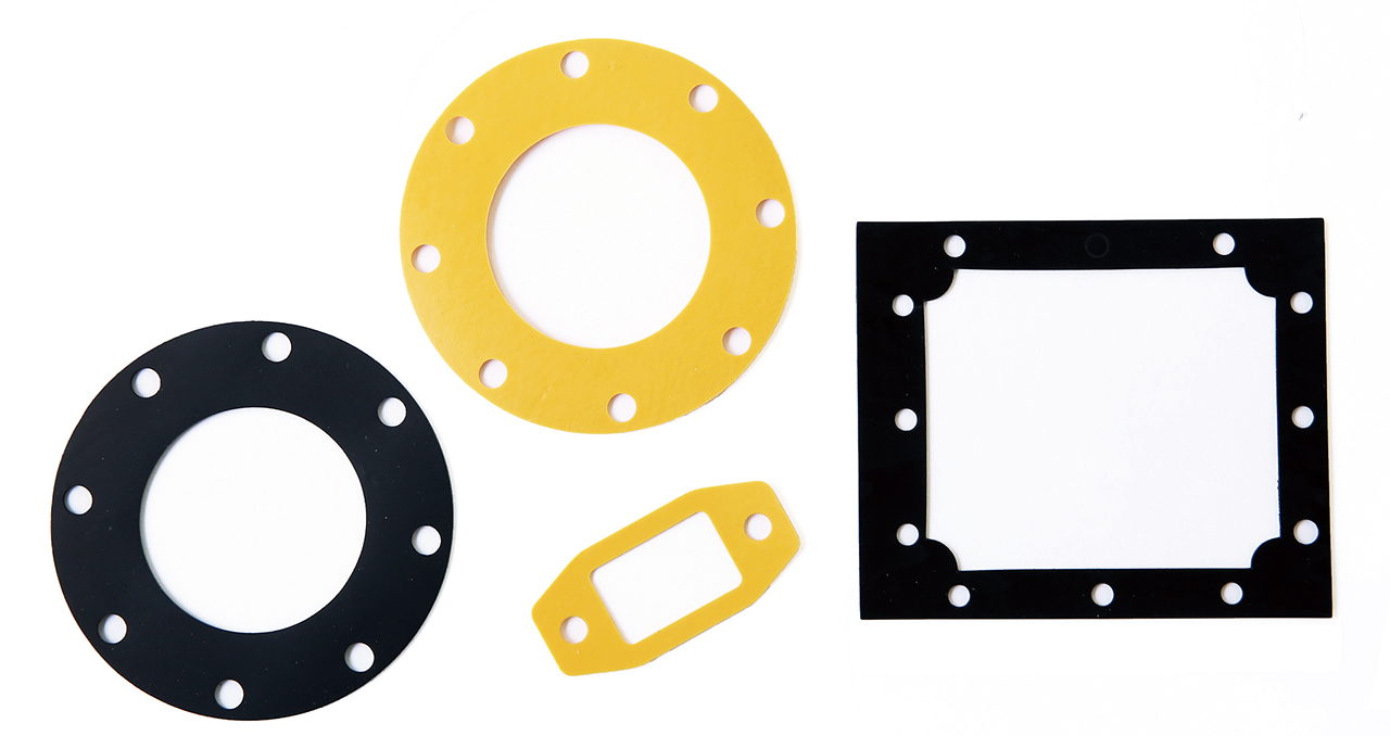 An image of Riken Americas gasket products.